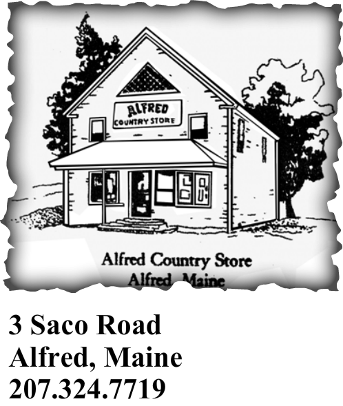 Alfred Country Store..Eats.Provisions.Sundries
